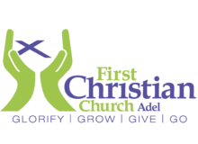 Adel First Christian Church (Disciples of Christ)